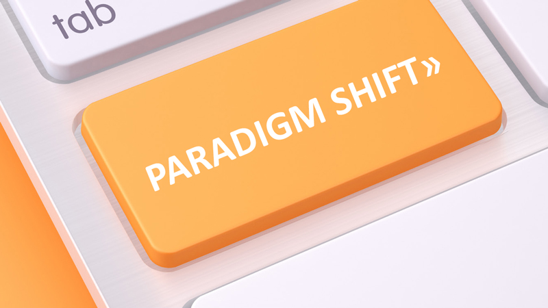 A PARADIGM SHIFT IN PATIENT RECRUITMENT...